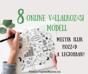 digitális vállalkozási modellek