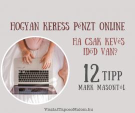 pénzkeresés online