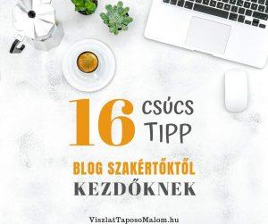 blog tippek