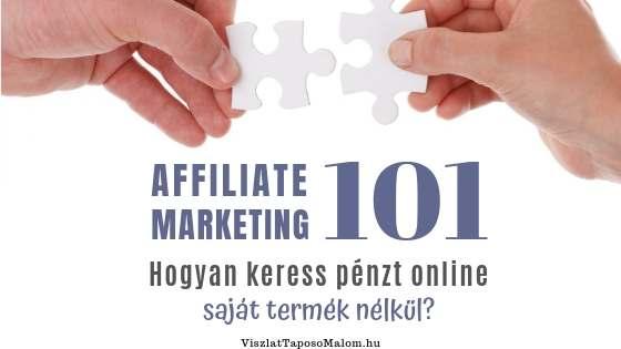 Affiliate marketing Magyarországon