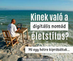 Digitális nomád életstílus