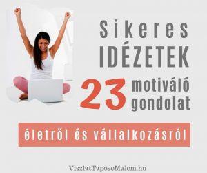 rövid motiváló idézetek Sikeres Idézetek   23 motiváló gondolat életről és vállalkozásról